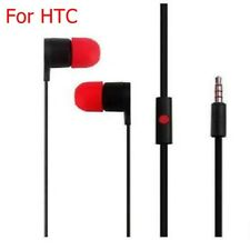 Stereo Headsets In Ear Earphones with Mic Earbuds Headphones For HTC X920E 8S