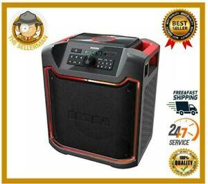 Pathfinder 4 Wireless Qi Charging - Portable Bluetooth Speaker IPX5 LED 120W