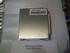 NEW 2000 Cadillac Eldorado Temperature Control Module TCM Pt# 16251296
