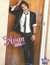 Avan Jogia, Nathan Kress, Double Sided, Full Page Pinup