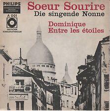 """Soeur Sourire / Die singende Nonne/Dominique Entre...  7""""  EP!"""