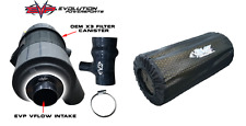 Evolution Powersports Evo V-Flow Intake with Pre Filter Can-Am Maverick X3