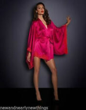 Silk Regular Size Kimono Nightwear for Women