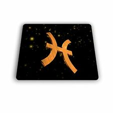 Astrology Horoscope Star Sign Pisces Computer Mouse Pad Size