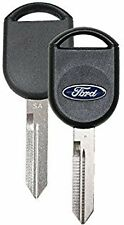 Ford H92 80 Bit With 4D63 Uncut Transponder Key ( SA ) Ford LOGO USA Seller