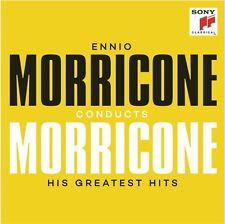 ENNIO MORRICONE CONDUCTS ENNIO MORRICONE HIS GREATEST HITS - CD NUOVO SIGILLATO