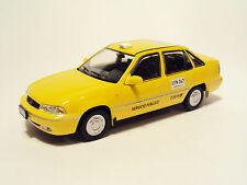 IXO Scale 1/43 Die Cast car GM Daewoo Cielo Heaven Nexia Taxi Colombia