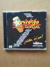 DESCARGA BORICUA Esta si Va Tierrazo Music from Puerto Rico CD SALSA CLASICA