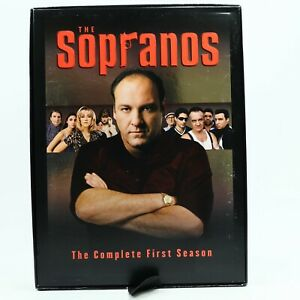 Sopranos TV The Complete First Season R1 DVD R4 GC Free Tracked Post