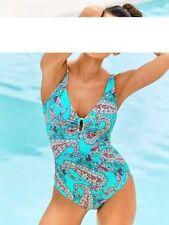 Damen-Badeanzüge Größe 36 mit V-Ausschnitt