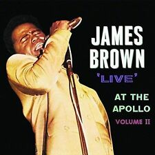 Brown,James - Live at the Apollo Vol.2 (Ltd.3lp Dlx Edt.) [Vinyl LP] - NEU