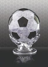 3D Crystal Panda/ Football/Skull/Apple/Elephant Puzzles