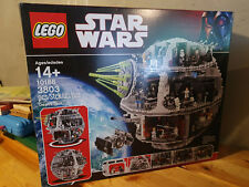 lego - 10188-1: Death Star - seals BROKEN (mais complet en sachets d'origine)