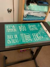 Chalk Couture Transfer Halloween Phrases