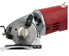Hercules As100-k Rotary Fabric Mini Cutter & Round Knife Cottin Machine With.