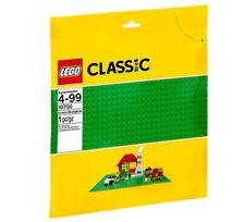 Lego Classique 10700 Base Jeu de Bâtiments Vert