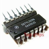 10 PCS SN74LS09N DIP-14 74LS09 QUAD 2-INPUT AND GATE