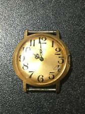 Rare Smiths Gold Plated Wristwatch For Repair Freepost UK