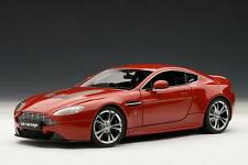 2010 ASTON MARTIN V12 VANTAGE RED 1:18 by AUTOart #70218 NEW IN BOX SALE AUCTION