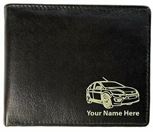 Ford Focus ST Design, Personalised Mens Leather Wallet