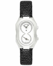 Philip Stein Prestige Cocktail Quartz Ladies Watch 14-IDW-CZN