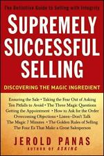 Supremely Successful Selling - The Magic Ingredient - Learn Sell Succeed