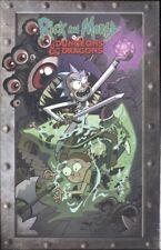 Rick & Morty Vs D&D Box Set Reps 1-4