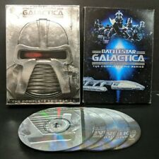 Battlestar Galactica - The Complete Epic Series (Dvd, 2004, 6-Disc Set)