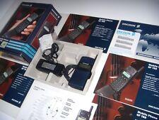 ERICSSON GF788e BLUE EDITION 1997 GSM ORIGINALE UNICO+SCATOLA ACCESSORI COMPLETO