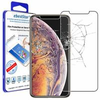 ebestStar Vitre protection Verre trempé iPhone XR/XS MAX/X/8/7/6/6S/SE/5S/4S/4
