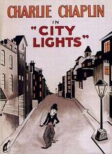 3D luz de la ciudad Chaplin Pegatinas de Pared Vinilo Arte Deco De Impresión De Pared Murales ajstore UK