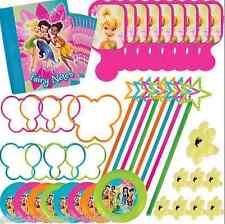 Disney Fairies Tinker Bell Birthday Party Mega Favors Pack ~ 48 pc ~ Tinkerbell