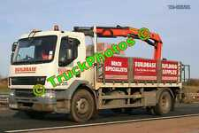 Truck Photo TR-00701 DAF LF Reg:- LJ07DCZ Op:- Buildbase M20 Dover Lorry Kent