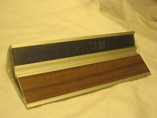 * vintage Digiguide Digital Thermometer desk temperature retro Airguide temp