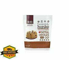 Heavenly Hunks Cookies Oatmeal Chocolate Chip 6oz bag 1 Pack