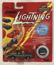 Johnny Lightning Zamac Custom Mustang Ford Fastback New On Card As Seen Rare Bp