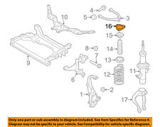 NISSAN OEM Front Suspension-Strut Mount Gasket 55338EG00A