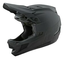 Troy Lee Designs D4 Composite Stealth Mountain Bike Helmet Black/Gray