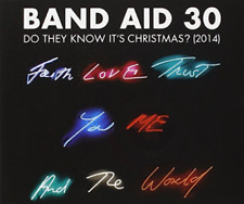 Band Aid 30-Do They Know It's Christmas? (2014)  CD / Single NEW