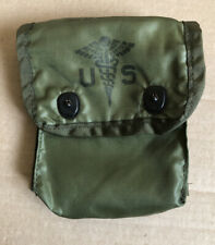 US Military No. 8 Individual First Aid Kit/Medical Supply Set Pouch Only