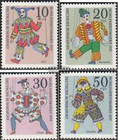 BRD (BR.Deutschland) 650-653 (kompl.Ausgabe) gestempelt 1970 Wohlfahrtsmarken