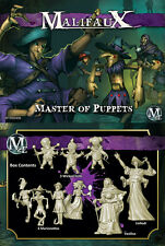 Malifaux: Neverborn: Master of Puppets, Collodi Crew (WYR20409) NEW