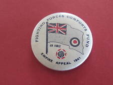 Airforce 1941 Fighting Forces Comforts Funds FFCF Badge