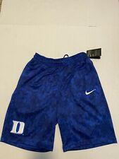 Nike Spotlight Duke Blue Devils Shorts 2019 Men's Size: 3XL Dri Fit NWT