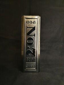 Jack Daniels Dose Metalldose Geschenkdose Flasche Geschenk Bar Sammler