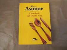 ISAAC ASIMOV - I BANCHETTI DEI VEDOVI NERI - MINIMUN FAX - 1° EDIZIONE 2008