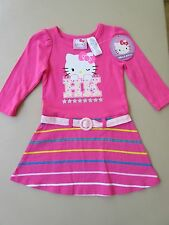 MINNIE MOUSE HELLO KITTY 24 Months 2T 3T 4T 5T Girls Christmas Holiday DRESS