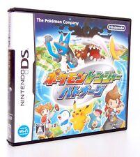 POKEMON RANGER Batonnage Nintendo DS Japan