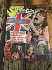 Musique - Magazine Star Anglo-saxon - Rod Stewart, Bonnie Tyler, Pink Floyd - M2