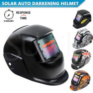 Solar Auto Darkening Welding Helmet ARC TIG MAG industrial Manufacturing